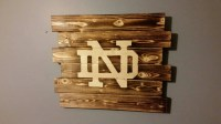 Notre Dame wall art by CarolinaPalletDesign on Etsy