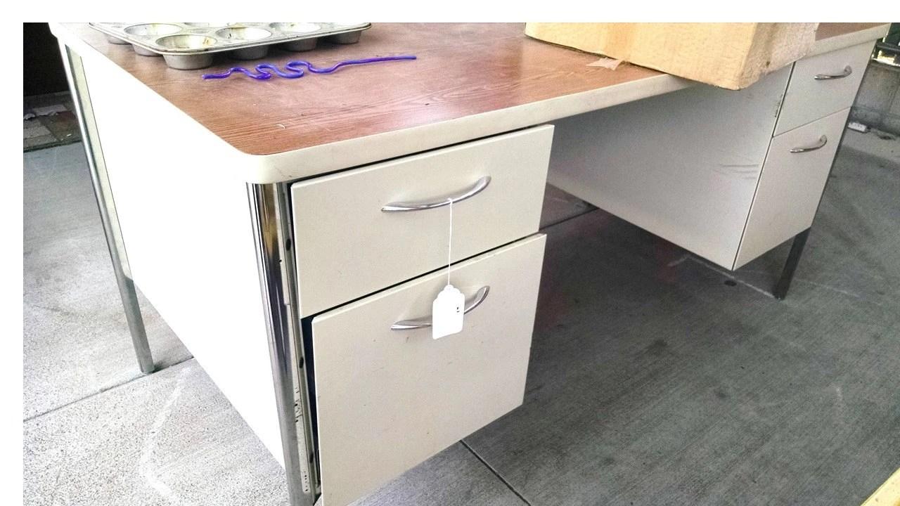 take 20  off  vintage mid century steelcase tanker desk mid century office furniture london mid century office furniture los angeles