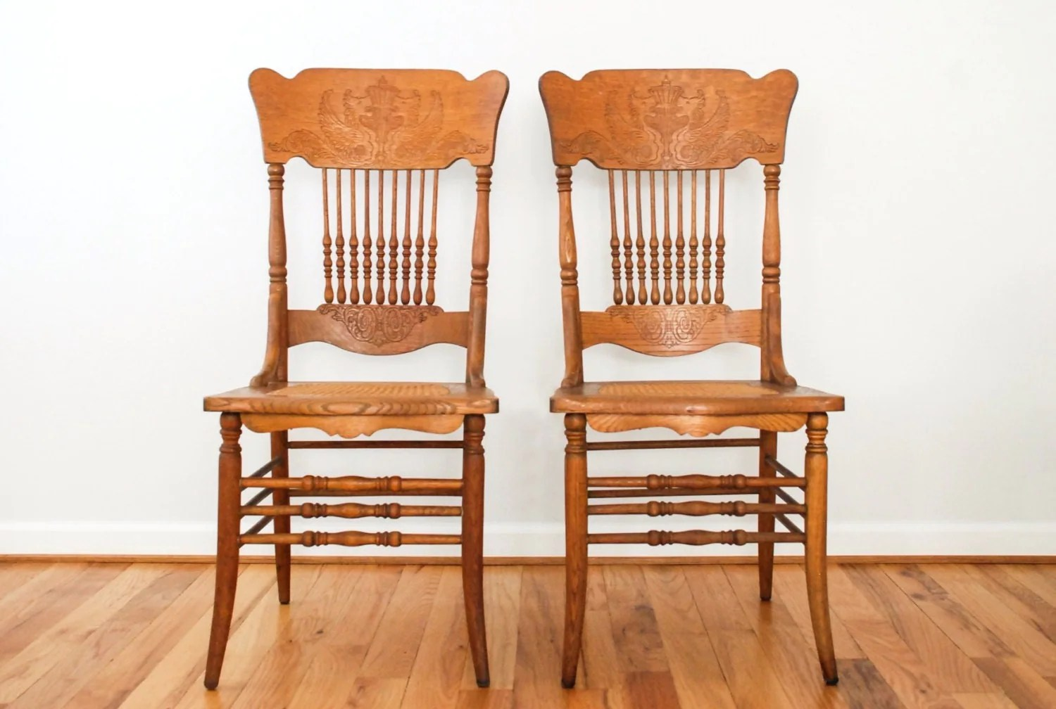 vintage wooden chairs stool chair perth antique wood dining cane