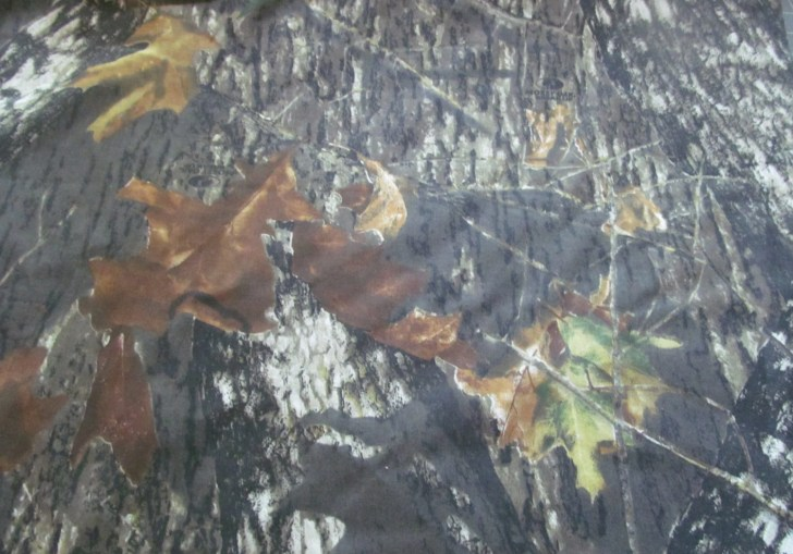 Mossy Oak Camouflage Curtains