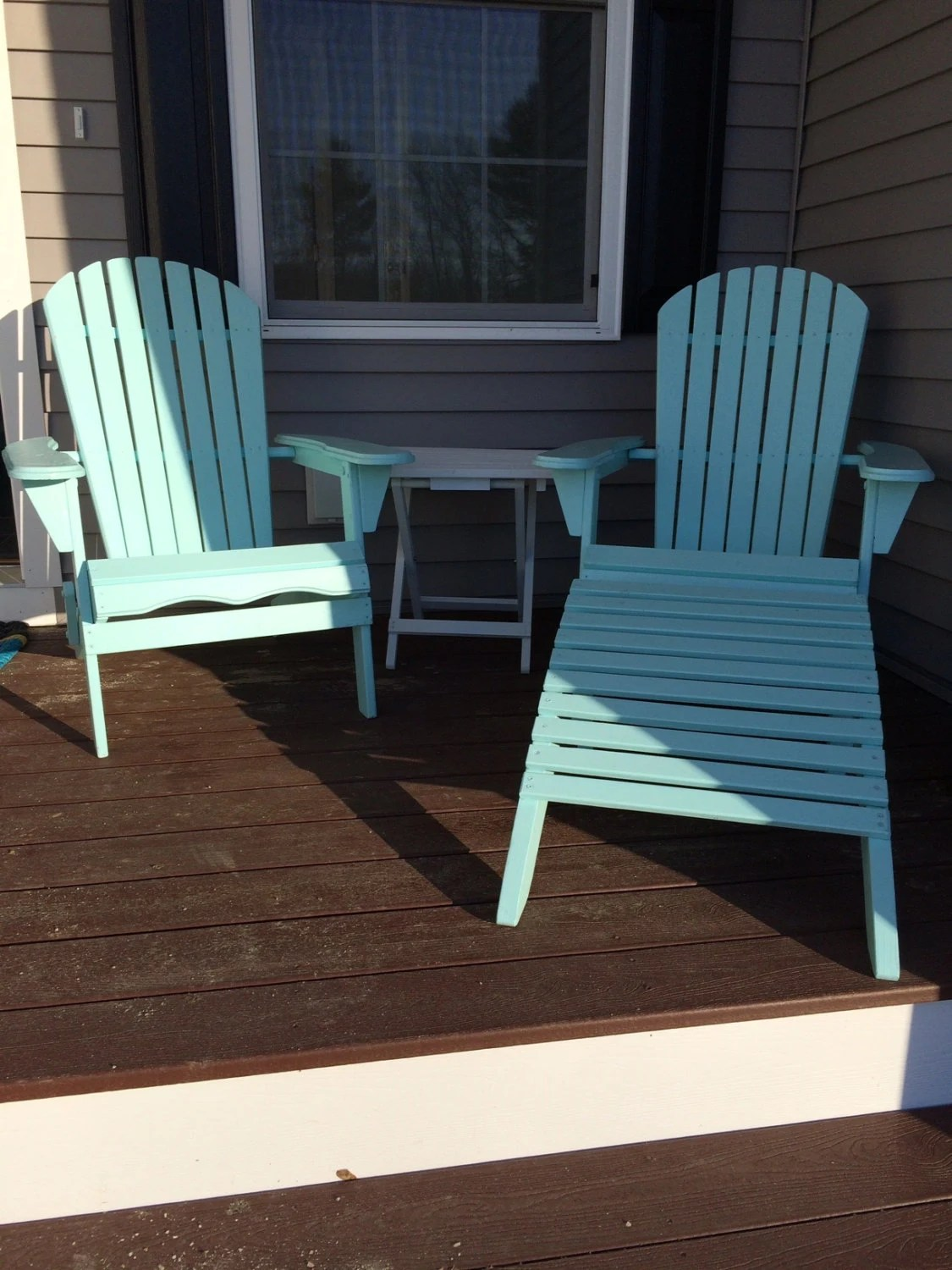 Colored Adirondack Chairs Adirondack Chair In Custom Colors And Designs