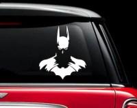 Batman car decal | Etsy