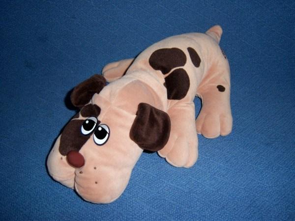 Pound Puppy Stuffed Animal