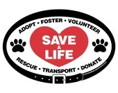 DECAL - Save a Life - Eur...