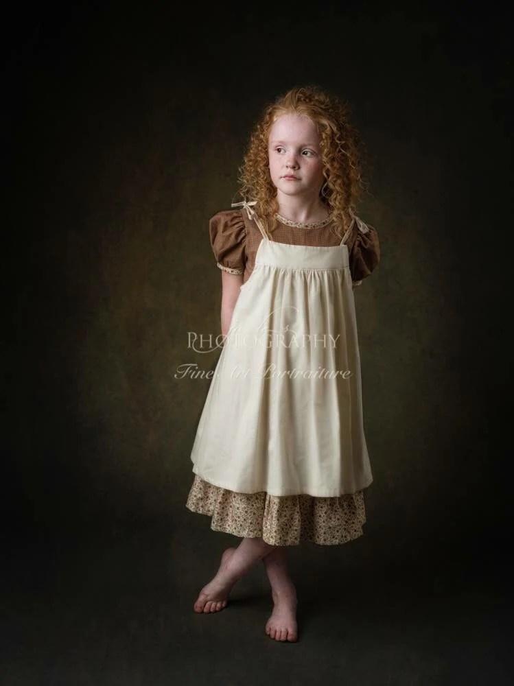 Little Orphan Annie Dress