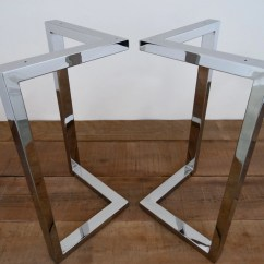Stainless Steel Chair Legs To Bed Furniture 28 X Bracket Table