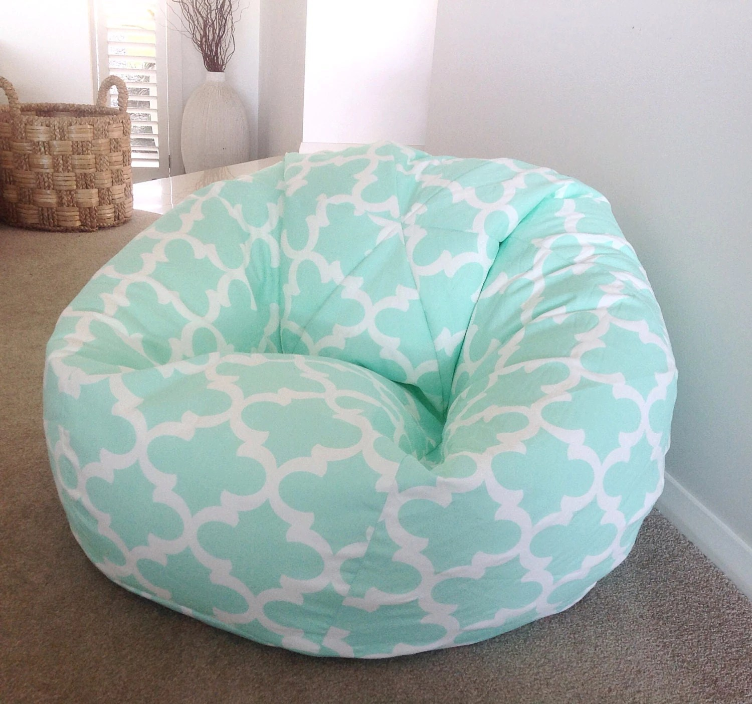 mint chair sashes queen anne dining chairs ethan allen bean bag kids bagteenagers adults cover