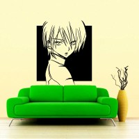 ANIME Decal Wall Decals Vinyl Stickers Boy by SuperVinylDecal