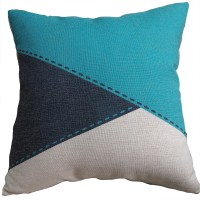 Decorative Throw Pillows Geometric Pillow Cover by HomeDecorYi