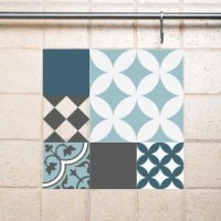 Mix Tile Decals Kitchen/Bathroom tiles vinyl floor tiles free