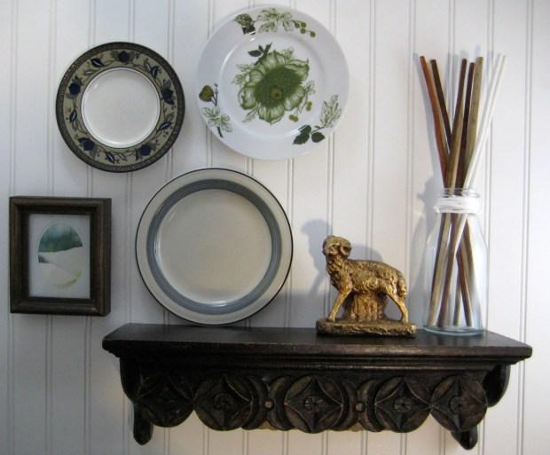 Kitchen Wall Decor Plates - Home Design Ideas