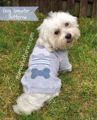Dog Sweater Pattern size XXL Sewing Pattern Dog Clothes