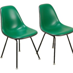 Herman Miller Eames Chair Repair How High To Install Rail Molding Pair Original Molded Plastic Side