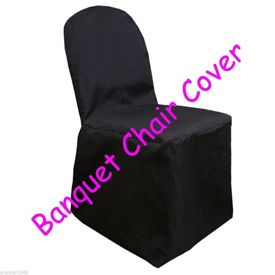 poly banquet chair covers elegant dining room black wedding polyester