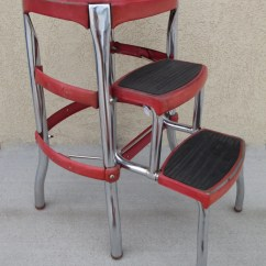 Cosco Retro Counter Chair Step Stool Stand Test Hd Images Vintage Mid Century
