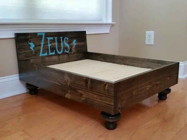 Wood Dog Furniture Beds