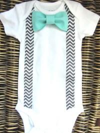 Baby Boy Clothes Baby Boy Suspenders Bow Tie Baby Boy