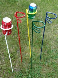 Items similar to Drink holder. Fire pit, Lawn. Outdoors ...