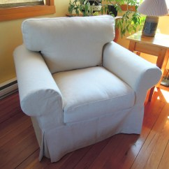 Ikea Linen Chair Covers X Back Chairs Ektorp Slipcover Joy3 Cotton By Nikkidesigns