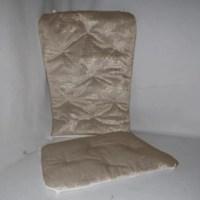 Velvet Crocodile Rocking Chair Cushion