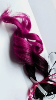 fuschia rose 1b black 100 human