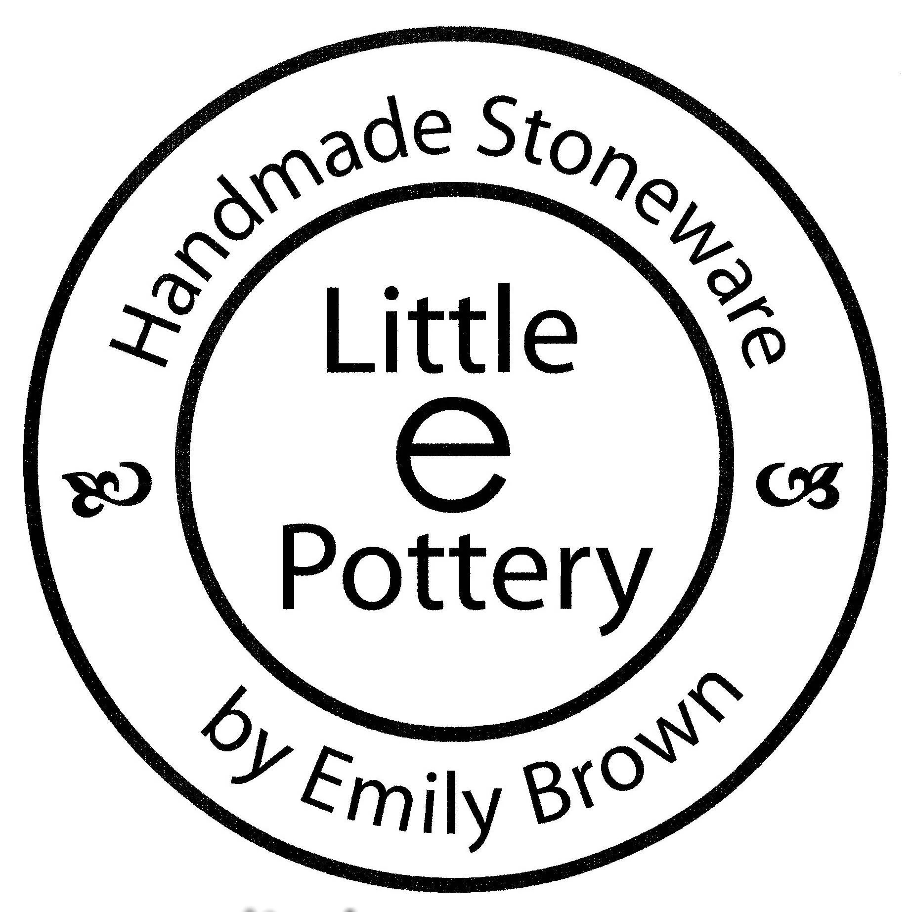 Handmade Pottery and Clay Jewelry by Little e by