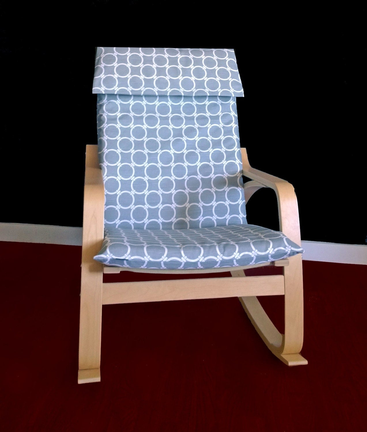 custom chair covers ikea morris images circle pattern