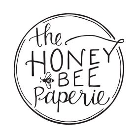 Whimsical illustrations & hand-lettered by TheHoneyBeePaperie