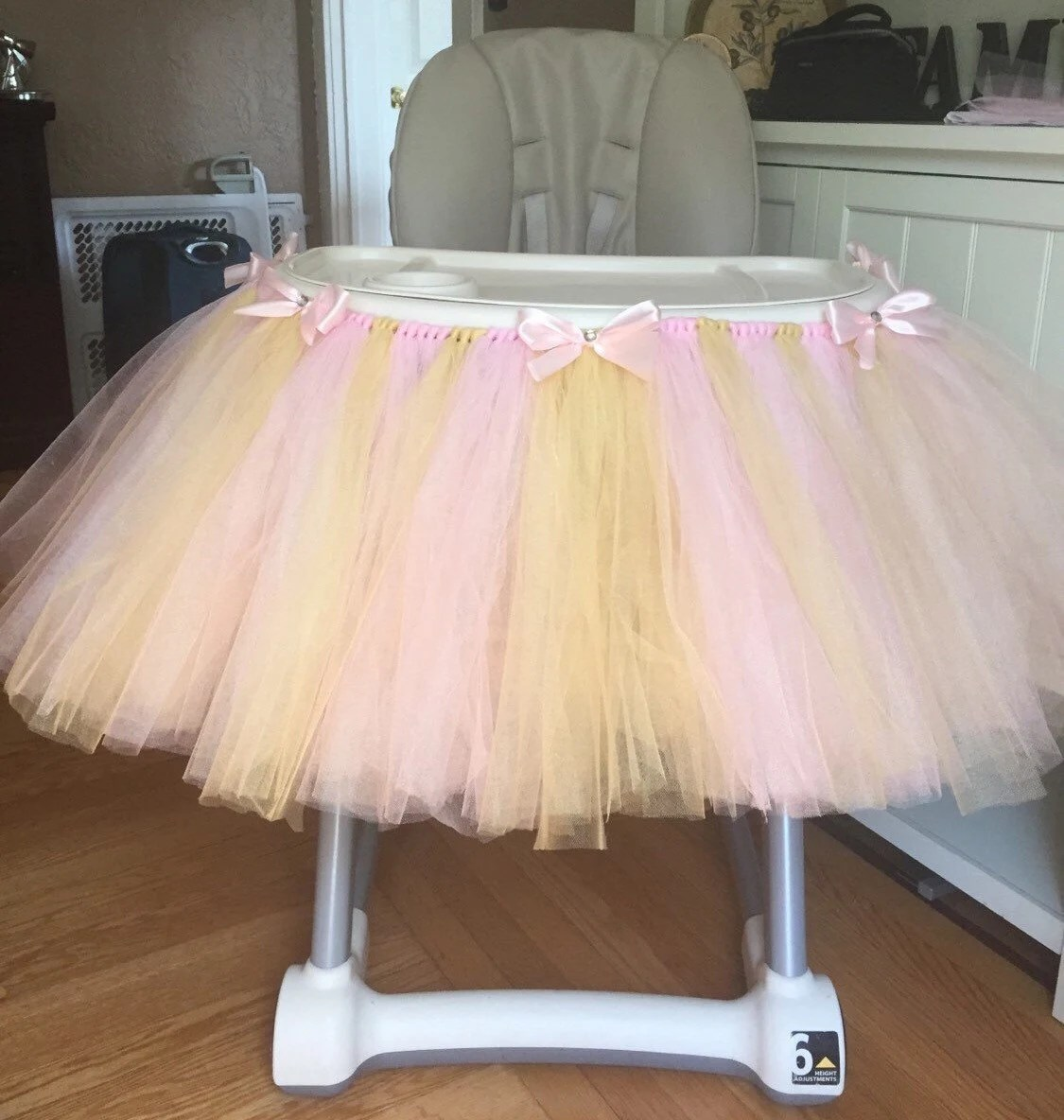 pink high chairs transport at walmart and gold highchair tutu chair
