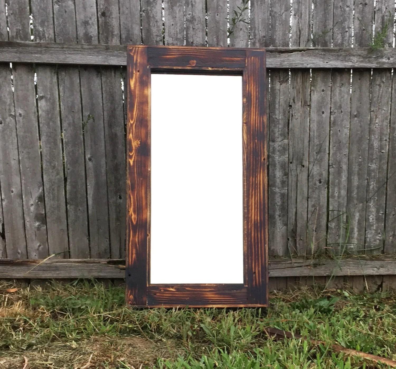 Rustic Medicine Cabinet Bathroom Vanity Mirror Chest