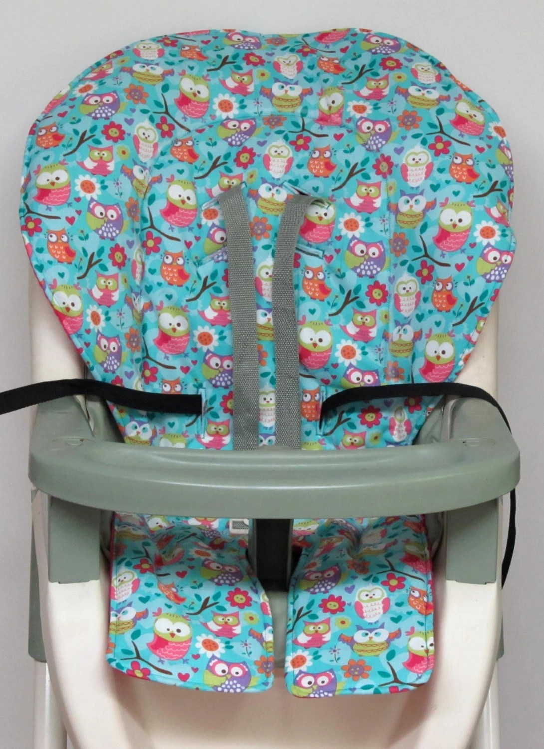 High Chair Covers High Chair Cover Graco Pad Replacement Girly Owls