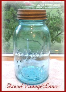 Mason Ball Jar Numbers - Year of Clean Water
