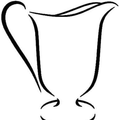 Vintage glassware Hazel Roberts by HazelRoberts on Etsy