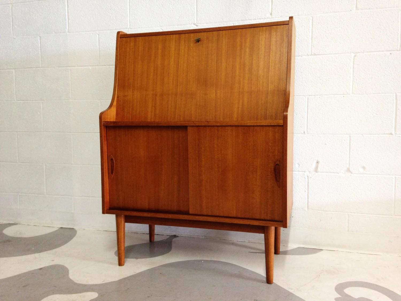 mid century modern secretary desk wwwimgkidcom the