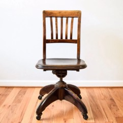 Wooden Office Chair The Big In Fortnite Antique Desk Wood