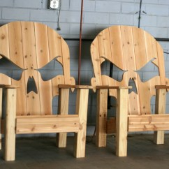 Adirondack Chair Pattern Lee Industries Chairs Swivel Skull Throne Local Pick Up Only By Wileyconcepts On Etsy