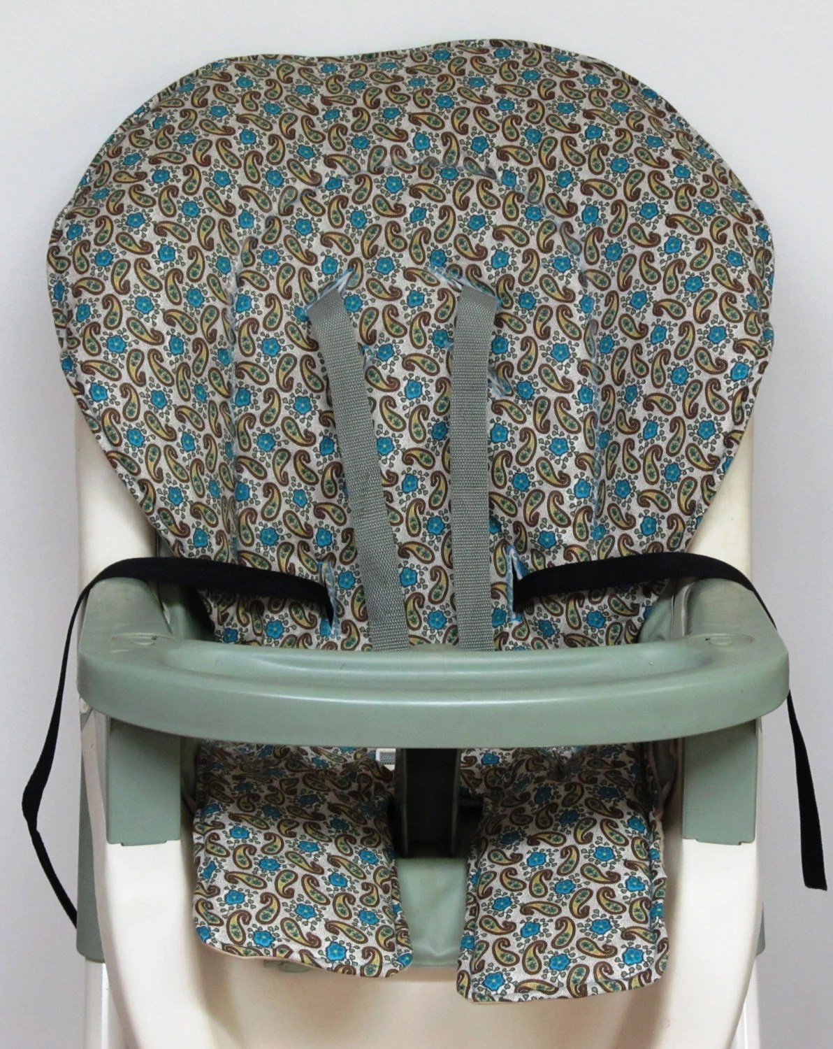 graco high chair seat cover stand test drawing ship ready replacement pad