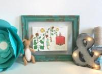 Alice in Wonderland Nursery Art Nursery Wall Art Nursery