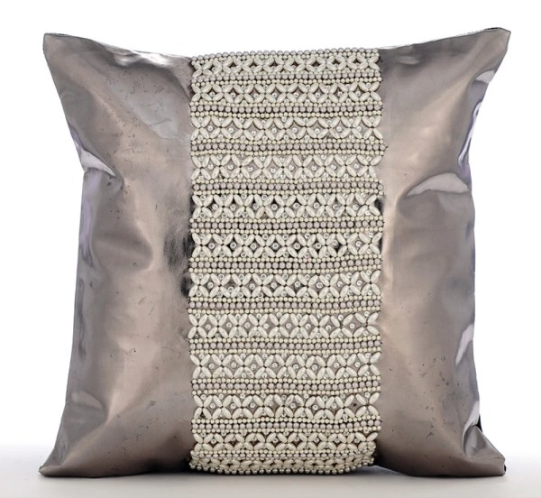 Leather Throw Pillow Covers