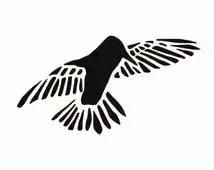 Popular items for flying bird stencils on Etsy