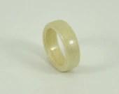 Maple Bent Wood Ring, Han...