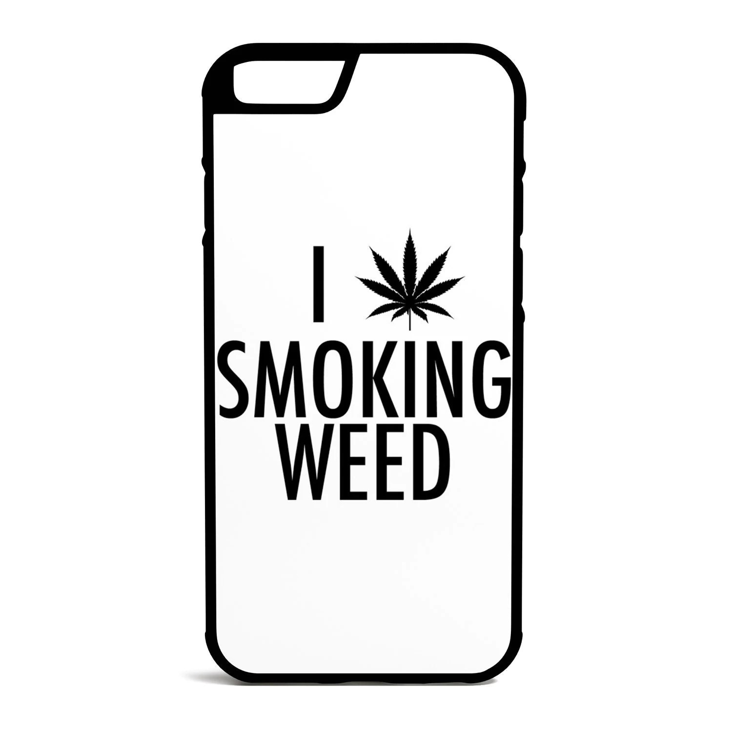 I Love Smoking Weed Iphone Galaxy Note Lg Htc Hybrid Rubber