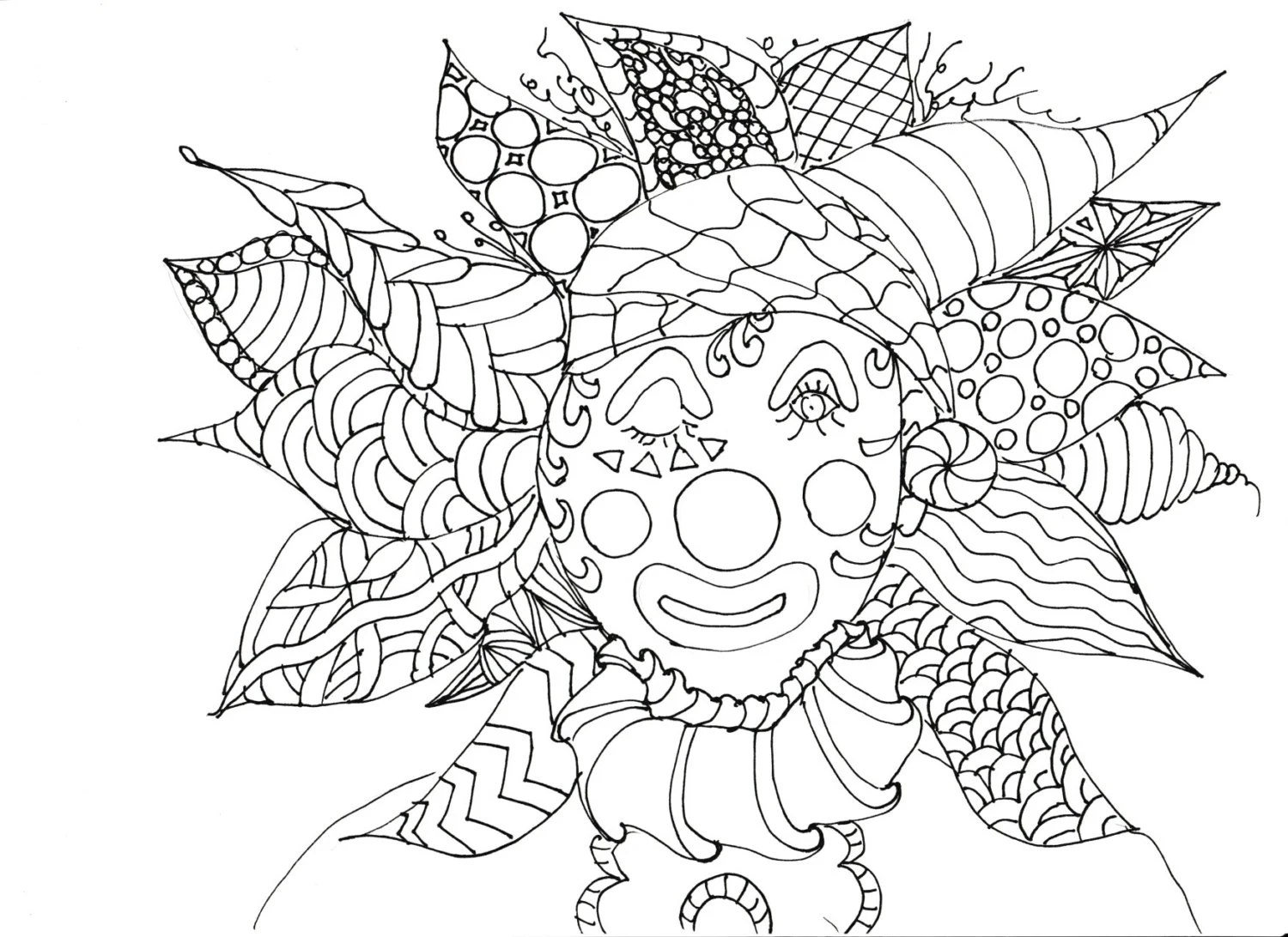 Coloring Pages, Printable Coloring Pages, Adult Coloring