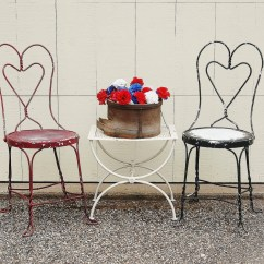 Ice Cream Parlor Chairs Chair Stand For Phone 2 Available Chippy By