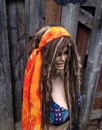 hippie head scarves hippie hair scarf headband men s ...