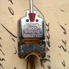 Signal Stat 900 Sigflare Dot Qqc 76 Wiring Diagram 4 Pin Rectifier Vsm Best Library Turn Vintage Chevrolet