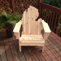 Michigan Adirondack Chair Best Rated High Rough Kit For Pick Up By