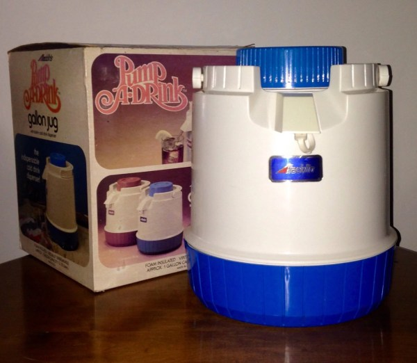 1970' Vintage Aladdin Thermos 1 Gallon Jug Cooler Justthingzz