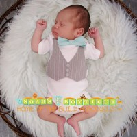 Coming Home Outfit Baby Boy Hospital Outfit by NoahsBoytiques