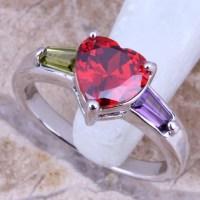 A Piece of Heart Legend of Zelda Heart Ring by ...